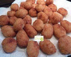 Los Postres de Elena: Croquetas de jamón york. http://www.lospostresdeelena.com/2014/09/croquetas-de-jamon-york.html
