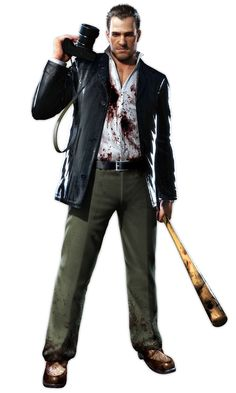 Frank West | Dead Rising