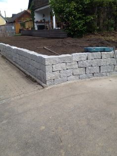 Granit Mauer
