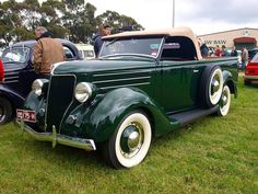 1936 Ford Roadster Pickup