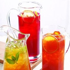 Green Jasmine-Mint Iced Tea with Lemon - EatingWell.com