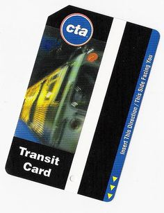 CTA Card, by terren in Virginia via Flickr.