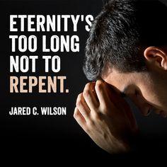 Eternity's too long