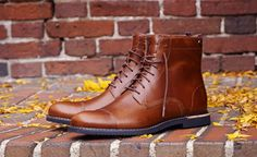 Earthkeepers® Brook Park Side Zip Boot