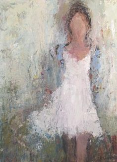 """Infatuation by Holly Irwin 16x12"""", Mixed Media"""