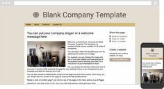 Website you want to make. we've made sure there are plenty of beautiful templates to choose from. really, there's something for everyone! Shop House Plans, Shop Plans, Google Company, Company Slogans, Shop Front Design, Coffee Design, Shop Window Displays, Create Website, Nutrition Information