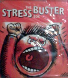 The Stress Buster Box 5.00$ | Christophers Curious Goods
