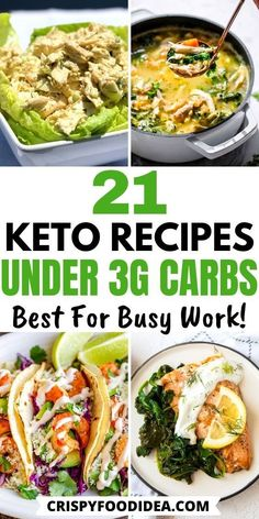 No Carb Recipes, Healthy Low Carb Recipes, Low Carb Dinner Recipes, Healthy Meal Prep, Keto Dinner, Low Carb Keto, Diet Recipes, Healthy Eating, Dinner No Carbs