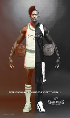 marketing through sports, The spalding basketball, people who play basketball and are looking for a good ball, sport stores or spalding website Sports Advertising, Clever Advertising, Sports Marketing, Print Advertising, Advertising Campaign, Marketing And Advertising, Product Advertising, Brand Campaign, Street Marketing
