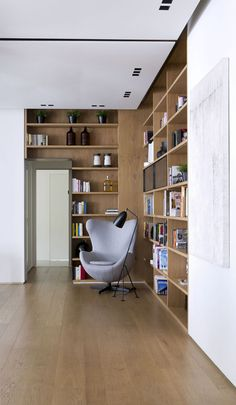 Beautiful materials and tones that I can see working well in Luke and Katherine's study/office.