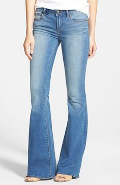 Articles of Society 'Faith' Flare Jeans (Charlton) available at #Nordstrom