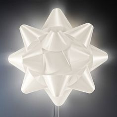 Surprise Surprise is a light in the shape of a gift bow.