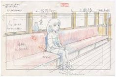 Image result for studio ghibli office layout