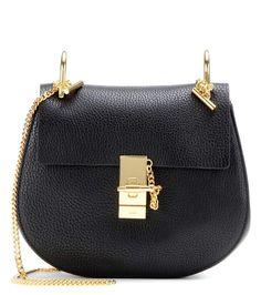 mytheresa.com - Schultertasche Drew Small aus Leder - Chloé - Designer - Luxury Fashion for Women / Designer clothing, shoes, bags