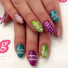 Watch for a fun promotion next week to get your nails and toes Easter ready! #easter #sandals #glamourgels