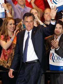 34 #prezpix #prezpixmr Mitt Romney on the Atlanta Journal Constitution 3/20/12
