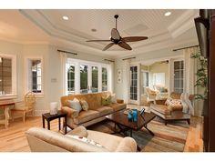 Family Room - Olde Naples, Florida