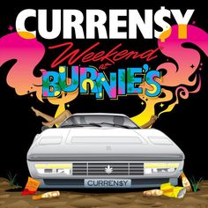 Curren$y - Weekend at Burnie's [Explicit Lyrics] (CD)