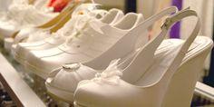 nueva colección de zapatos para novias