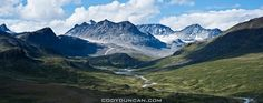 Memurudalen, Jotunheimen national park, Norway landscape photography | Cody Duncan | Mountain Landscape and Outdoor Lifetyle Photography