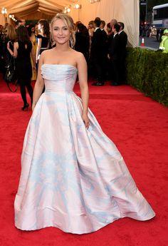 Hayden Panettiere Strapless Dress - Strapless Dress Lookbook - StyleBistro