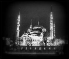 ayasofya by night