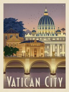 Anderson Design Group – World Travel – Italy: Vatican City