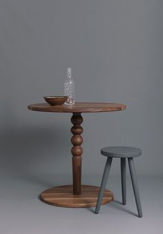 Our Walnut Bistro Table Is A Compact Yet Luxurious Little Table, Made In  With Best