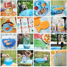 Fish party ideas