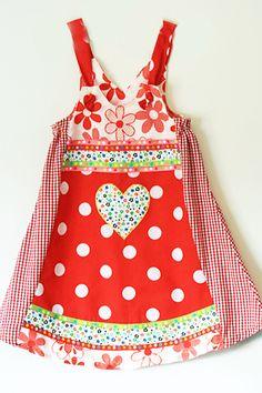 Farbenmix Vida dress