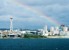 Seattle, Washington.  Love it.  Pike place market, the space needle, great shopping, so much to do and see!