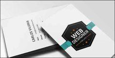 Retro Business Card PSD