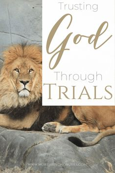 """Trusting God through trials is sometimes difficult, especially for a new believer. As we go through trials we may ask, """"where is God when it hurts? Christian Women, Christian Living, Christian Faith, Christian Quotes, Spiritual Warfare, Spiritual Growth, Biblical Marriage, Biblical Womanhood, Marriage Advice"""