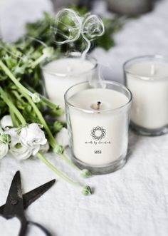 LW scented candles | © hannah lemholt | love warriors