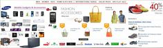 eShoppers India available on Facebook to sell products and all related information, deals and discount offers.  Visit eShoppersIndia to buy products at lowest price with free shipping options.