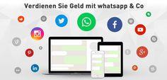 Social Link, Facebook, Twitter, Earn Money, How To Make Money, App, Marketing, Earn Money Online, Slip On