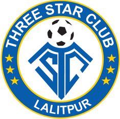 Three Star Club, Nepal A- Division League, Patan, Lalitpur, Nepal Nepal, Asia, Squad, Third, Badge, Soccer, Football, Stars, Logos