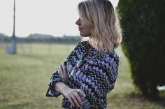 The Photoholic Girl - Personal Blog: #Outfit: Camicia a stampa grafica by #Zaful
