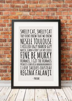 Phoebe Quotes ~ Friends ~ Art by ohmyframe