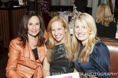 Fabulous lunch with Alexis and Alexandra, Co-Founders of Gilt Groupe