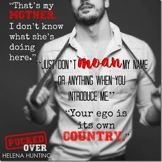 Pucked Over (Pucked #3) by Helena Hunting