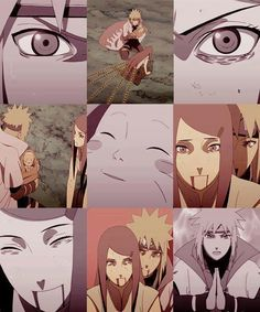 Special For Minato Kushina And Esp Naruto