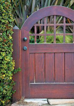 Photos Of Garden Gate Designs | Garden Decor Tips
