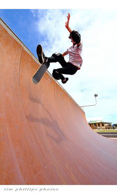 Skate Boarding Australia Airwalk by tim phillips photos, via Flickr