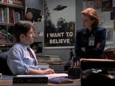 The X-Files (Fox, 1993-2002) a science fiction/horror series spanning nine seasons and 202 episodes. The series revolves around FBI Special Agents Fox Mulder (David Duchovny) and Dana Scully (Gillian...
