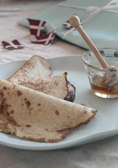Glutenfree and Sugarfree Pancakes <3