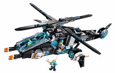 LEGO Ultra Agents 2015 Sets Ultra Copter 70170