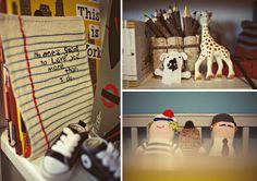 Página de caderno