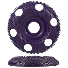 King Arthur's Tools Holey Galahad Round Extreme Coarse Purple 120 Grit Disc for sale online Woodworking Supplies, Woodworking Tools, Jet Tools, Wood Carving Tools, Woodworking Machinery, Open Window, King Arthur, Tungsten Carbide, See Through