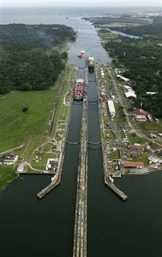 Panama Canal. Length 85 km, opened in 1914. Astrogeographical constellation: a paasage through Panama Canal takes as from the atlantic side in the fire sign Leo to the pacific side in the earth sign Virgo. The 2nd coordinate is in the earth sign Taurus indicating the fertility aspect of agriculture and high profits through trade both in the northern (Leo) and in the southern (Virgo) part. Valid for radius/field level 1.